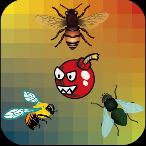 Funny Bug Smasher
