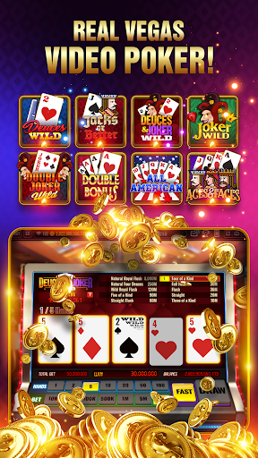 Vegas Live Slots : Free Casino Slot Machine Games apkpoly screenshots 5