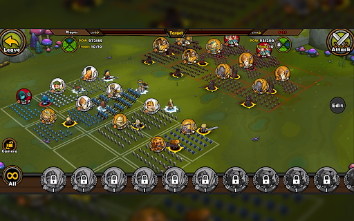 Mini Warriors screenshot 5