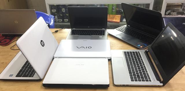 Đơn vị thu mua laptop cũ giá cao tại TPHCM