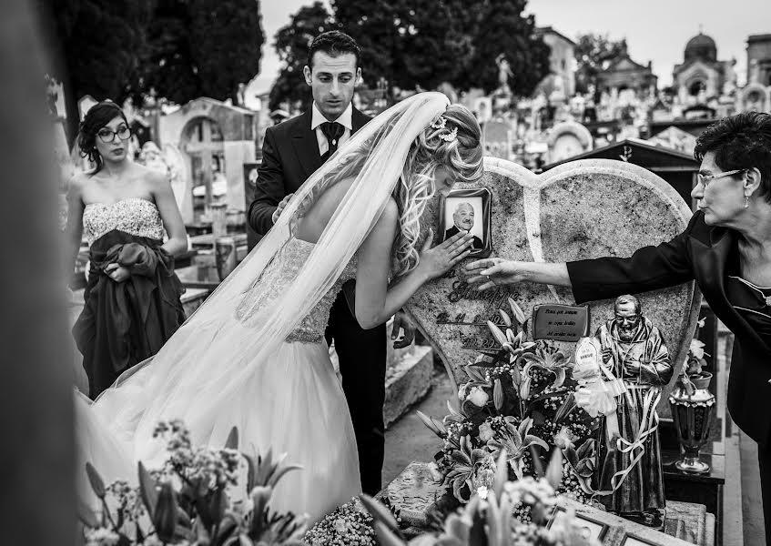 Φωτογράφος γάμων Giuseppe maria Gargano (gargano). Φωτογραφία: 29.08.2018