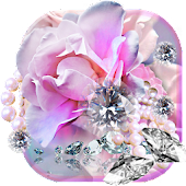 Falling Diamonds Live Wallpaper Android APK Download Free By SweetMood