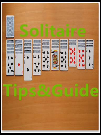 Guide for Solitaire