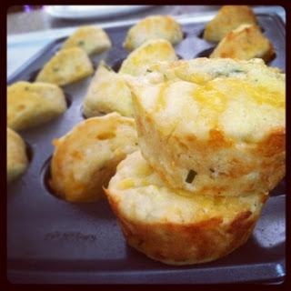 Savory Cheddar Jalapeno Muffins