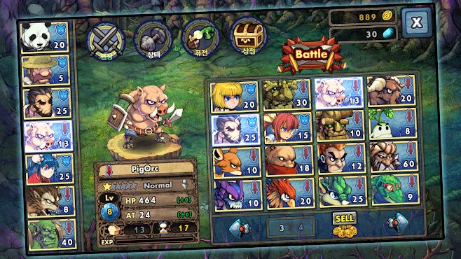 Legend Wars 2 v1.4.2 (Mod Money)