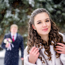 Wedding photographer Andrey Zuev (zuev). Photo of 30.01.2018