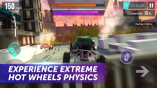 Hot Wheels Infinite Loop 1.5.0 MOD APK (INFINITE RACES) 4