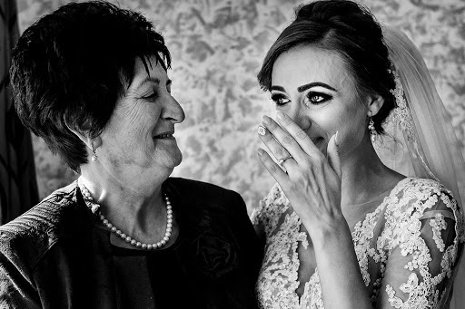 Wedding photographer Sabina Mladin (sabina). Photo of 02.03.2019