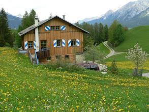Photo: Graubünden, Stierva, Maiensäss Selasch