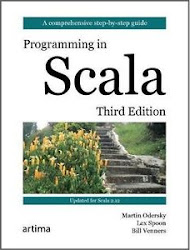 Programming in Scala - Martin Odersky, Lex Spoon and Bill Venners