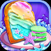 Tải Trò chơi Nấu ăn Nấu Bánh Cupcake Mermaid miễn phí