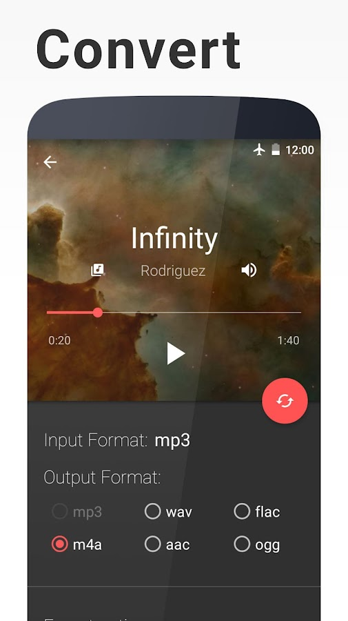 Timbre: Cut, Join, Convert mp3- screenshot