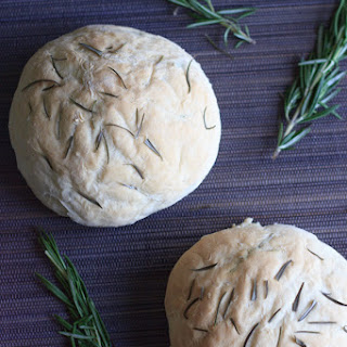 Rosemary Bread.