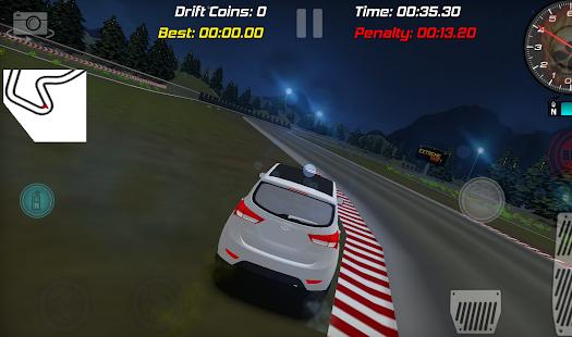 i20 Car Racing Simulator - náhled