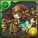 運命を視る姫神スクルド【デフォルメ】
