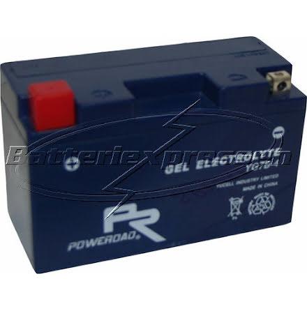 YT7B-4,YG7B-4 MCgelbatteri 6Ah