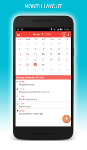CalendarDC: Google Calendar sync and more- screenshot thumbnail