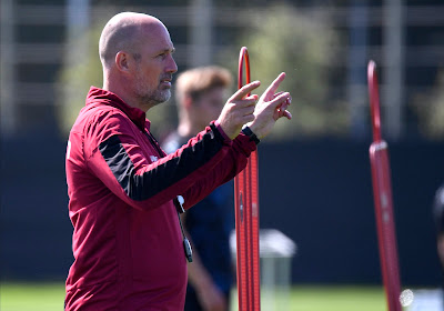 📷 Le Club Bruges a repris le chemin de l'entraînement