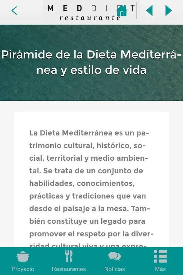 MEDDIET- screenshot