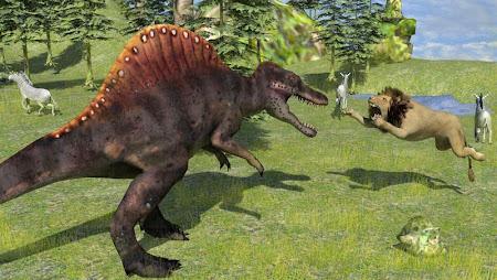 Spinosaurus Revolution Mystery 1.1 screenshot 1652516