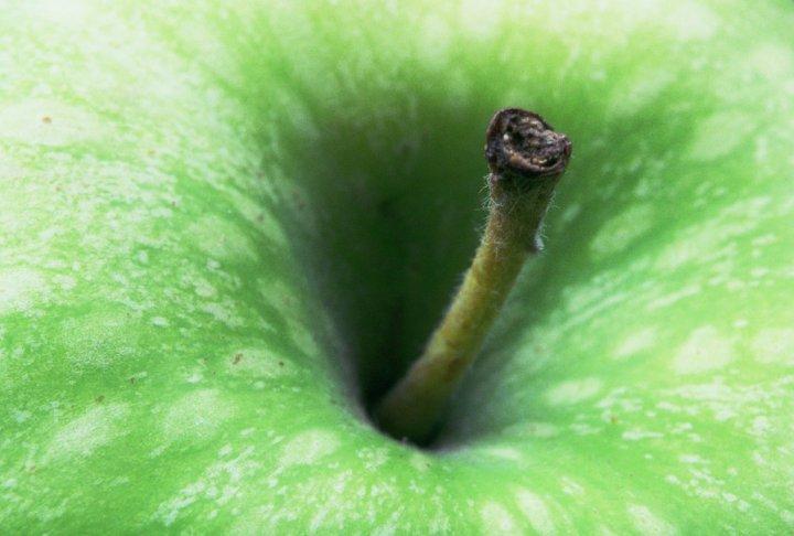 Verde mela di happy