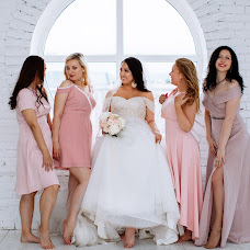 Wedding photographer Oksana Martynova (OksanaMartynova). Photo of 06.07.2018
