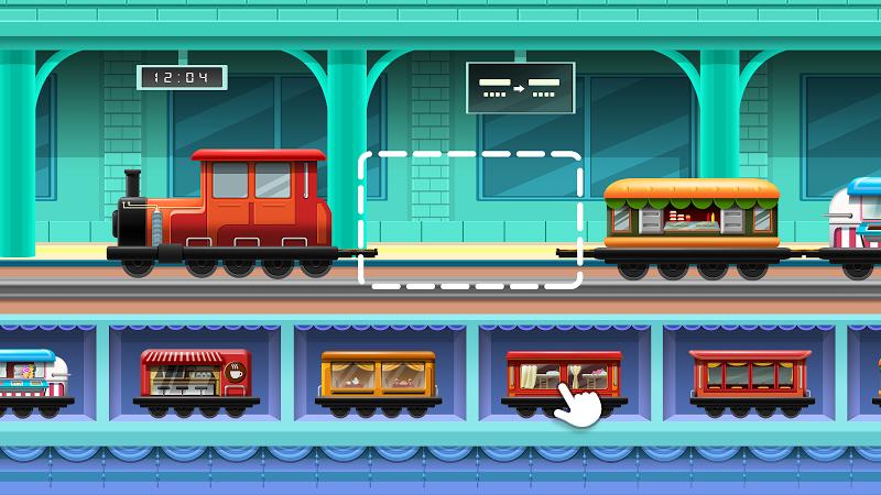 Train Builder Screenshot 0