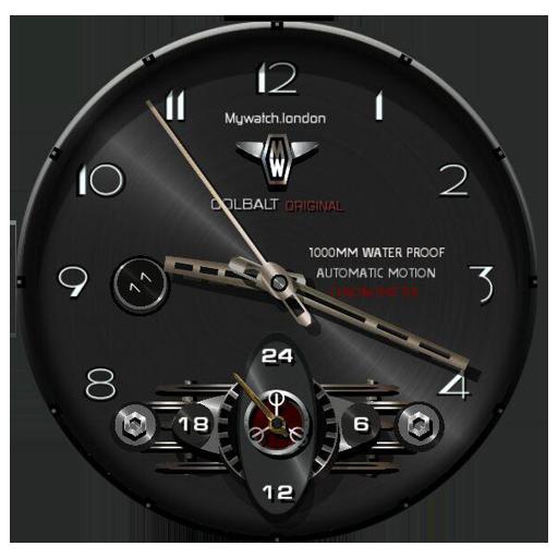 Cobalt Original Watch Face