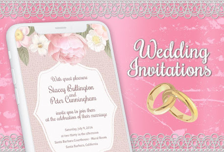 Download Wedding Day Invitations Save The Date Card Maker