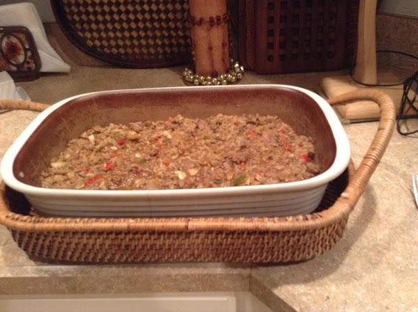 Diana's Dirty Rice Recipe