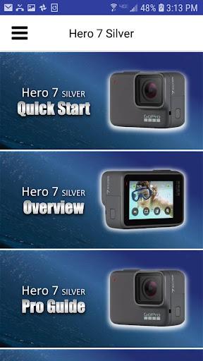 Hero 7 Silver from Procam screenshot 1