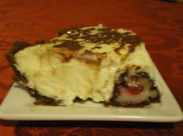 Chocolate Covered Cherry Cheesecake Surprise Recipe