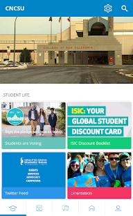 CNC Students' Union - náhled