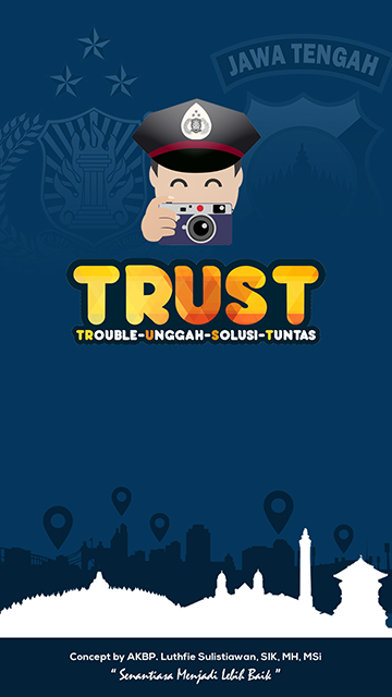 TRUST Jateng- screenshot