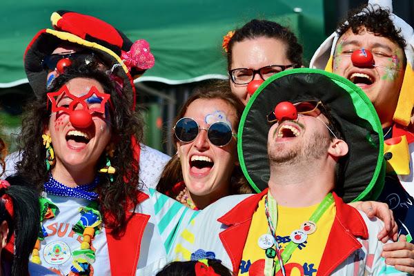 Una risata salverà il mondo !! di giuseppedangelo