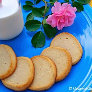 No Flour Shortbread Cookies Recipes.