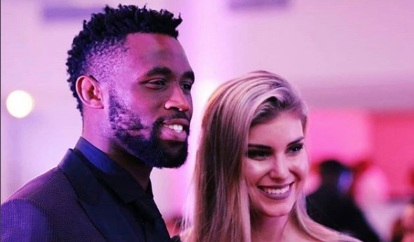 Siya and Rachel Kolisi have delighted Mzansi with their lockdown content.