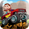 Monkey Adventure Race