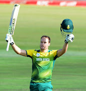 David Miller of the Proteas has a wealth of experience in the T20 setup.