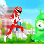 Red Ranger Adventure Game