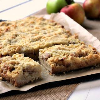Apple Jam Crumble Recipes