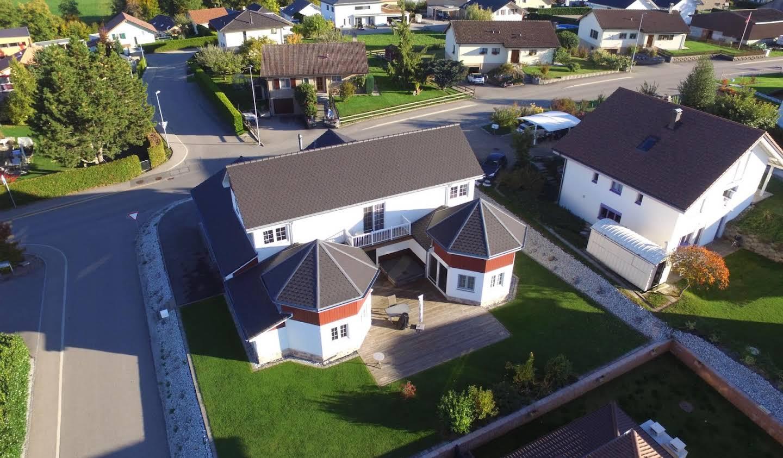 Maison Vuisternens-devant-Romont