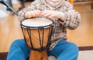 упражнения для развития чувства ритма у ребёнка