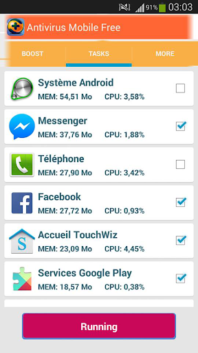 Antivirus Mobile Free