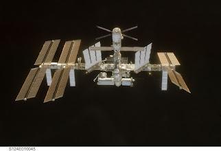 Photo: STS-124 mission (ESA)