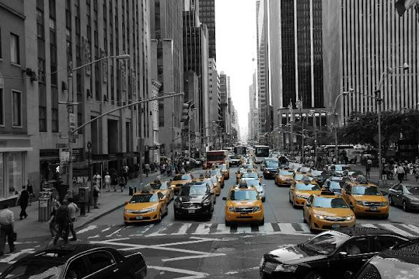 Come le vie a New York di Giuly94