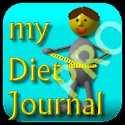 my Diet Journal Pro  Icon
