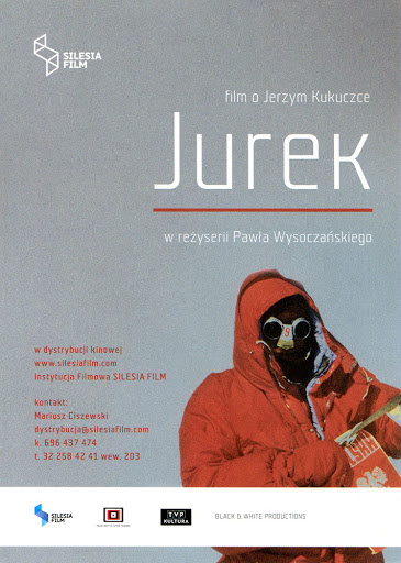 Przód ulotki filmu 'Jurek'