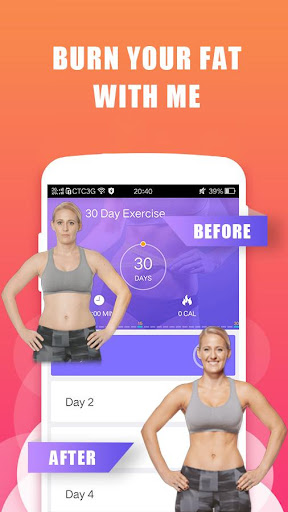 30 Day Exercise-Full body Workout