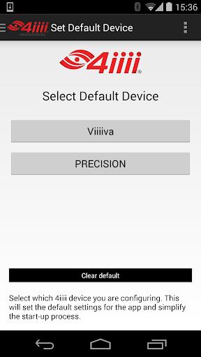 4iiii Device Configuration